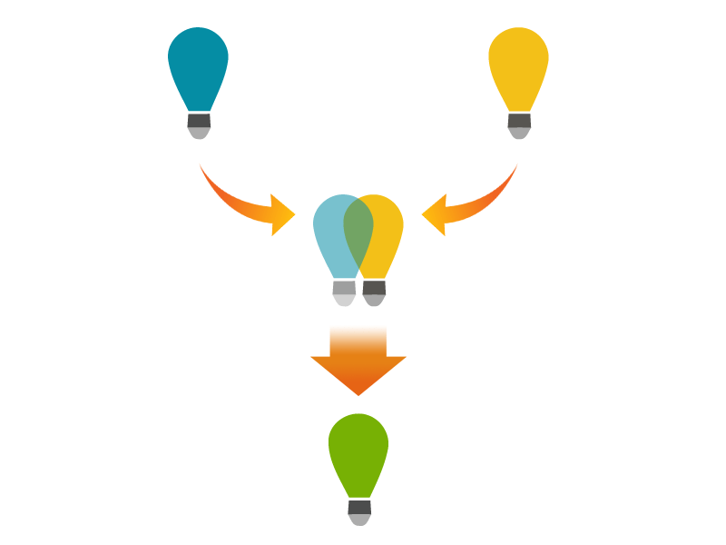 gradient-bulb
